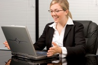 iStock-woman at laptop
