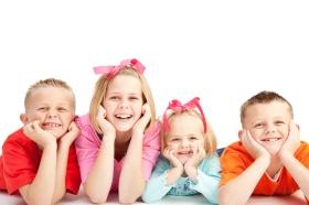 Sarah Eaton - blog - group of children