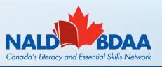 NALD logo