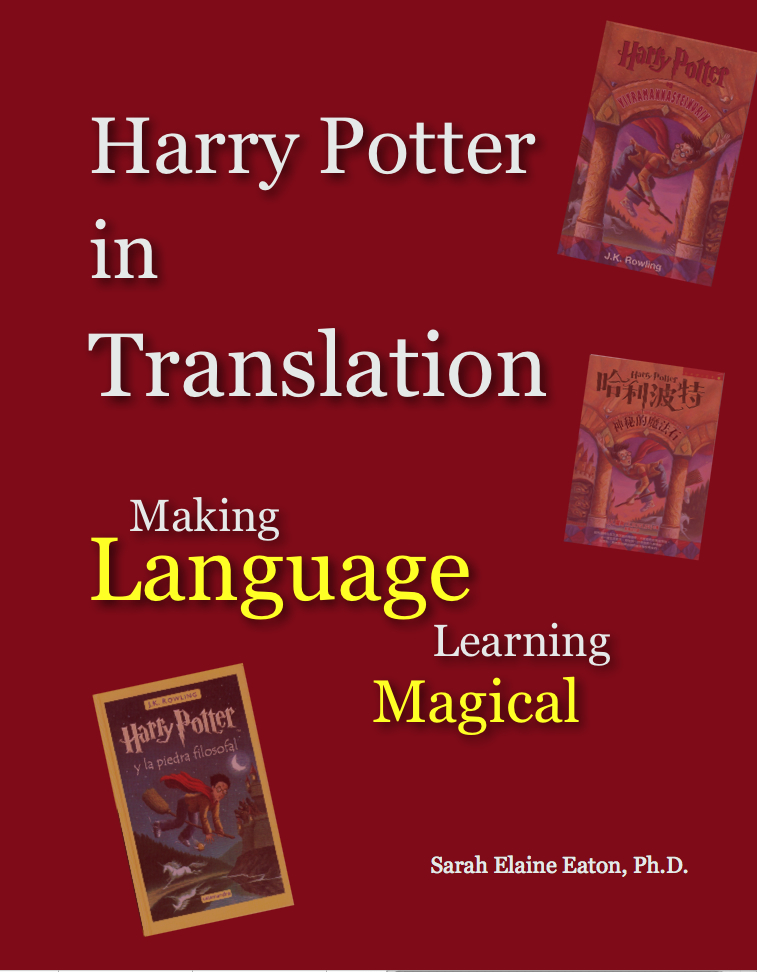 translation commentary harry potter and List of wizarding terms in translations of harry potter edit history talk (7) share this article is not part of the harry potter universe  this page is part of the harry potter in translation series for a complete list of links, please see that page contents.
