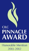 Sarah Elaine Eaton CILC Pinnacle Award 2011-2012