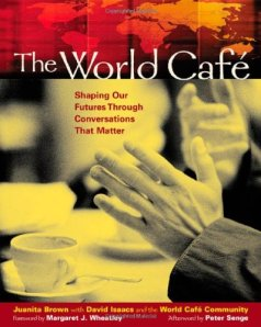 World cafe book cover