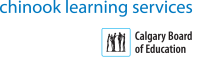 Chinook learning Logo