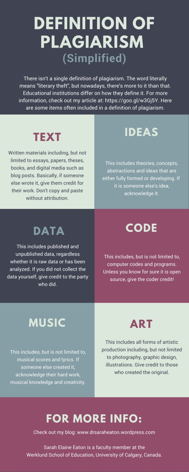 21st century definition of plagiarism | learning, teaching and