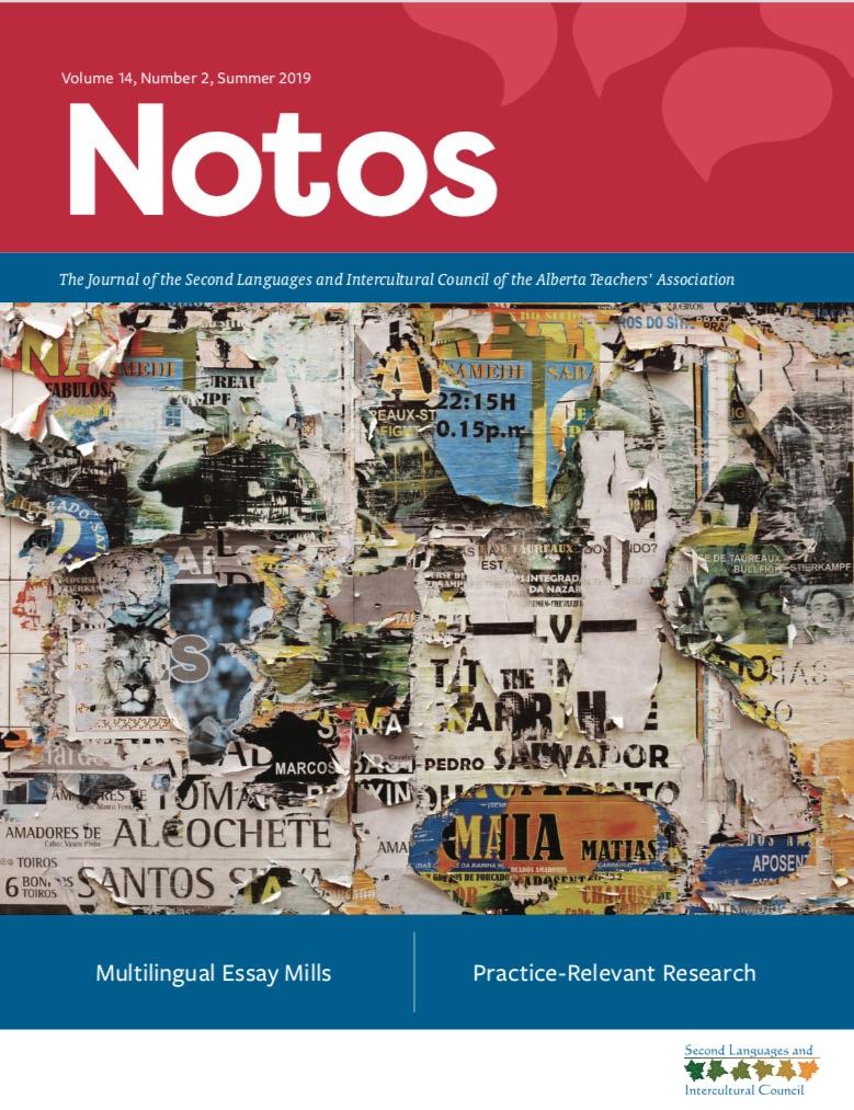 Notos cover